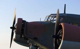 World war II German transport plane Stock Photography