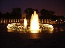World War II Memorial. In Washingotn DC Royalty Free Stock Photos