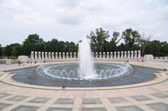 World War II Memorial Royalty Free Stock Images