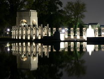 World War II Memorial stock photography