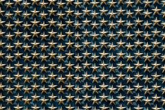 World War II Memorial. A field of gold stars on the WWII memorial.  Each star represents 100 American deaths Stock Photos
