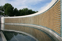 World War II Memorial royalty free stock photography