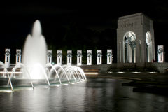 World War II Memorial (Atlantic) Royalty Free Stock Photography