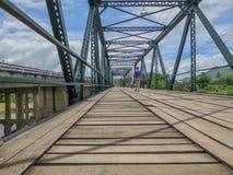 World War II Memorial Bridge Stock Photo