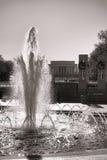 World War II Memorial Fountain in Washington DC Stock Images