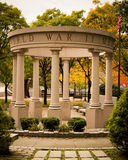 World War II Memorial. Royalty Free Stock Photos