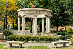 World War II Memorial. Stock Photo
