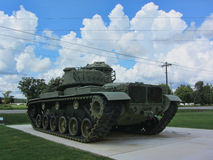 World War II Memorial M60 Army Tank 4 Stock Image