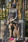 World War II Memorial obelisk Royalty Free Stock Photos