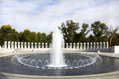 World War II Memorial Stock Images