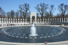 World War II Memorial, Washington DC Royalty Free Stock Photography