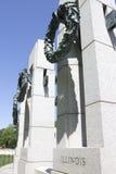 World War II Memorial Washington DC Stock Photography