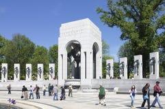 World War II Memorial Washington DC Royalty Free Stock Images
