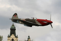 World War II Smallest Fighter Plane Stock Image