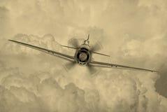 World War 2 Japanese aircraft Stock Photo