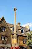 World War 1 memorial, Chipping Campden. Royalty Free Stock Photo