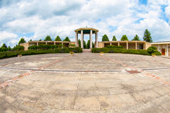 World War Memorial in Lidice Royalty Free Stock Photography