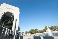 World War 11 Monument Stock Photography