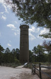 World War 2 Observation Tower Royalty Free Stock Photography
