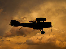 World War One Aircraft Royalty Free Stock Image