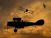 World War One Aircraft Stock Photography