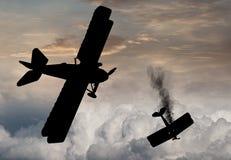 World War One Era aircraft Stock Image
