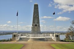 World War One memorial Stock Image