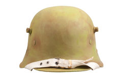 World War One Stahlhelm military helmet Stock Image