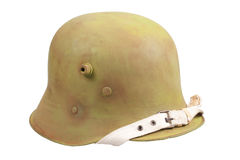 World War One Stahlhelm  military helmet Royalty Free Stock Photography