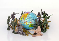 World war Royalty Free Stock Photo