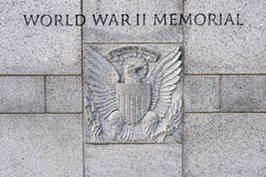 World War Two Memorial Stock Photography
