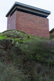 World War Two Observation Post Stock Image