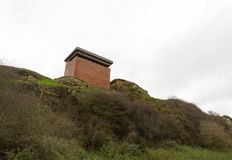 World War Two Observation Post Royalty Free Stock Photos