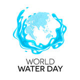 World Water Day Royalty Free Stock Image