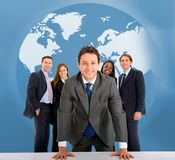 World wide business Royalty Free Stock Images