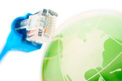 World wide computer network Royalty Free Stock Photos
