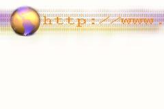 World wide web. Stock Image