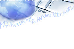 World Wide Web. Lizenzfreies Stockbild