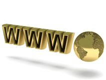 World Wide Web Stockfotografie