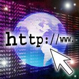 World Wide Web Stock Photography