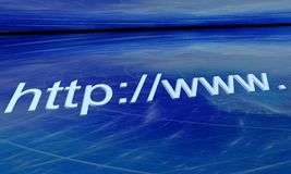World wide web Royalty Free Stock Photography