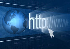 World Wide Web Immagine Stock