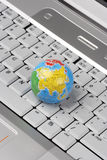 World wide web. / internet concept Royalty Free Stock Images