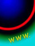 World Wide Web Fotos de Stock