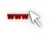 World wide web Royalty Free Stock Photos