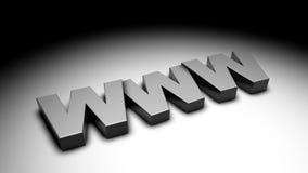 World wide web concept Stock Photos