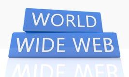 World Wide Web Royalty Free Stock Photo