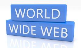 World Wide Web Stock Image