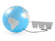 World wide web Royalty Free Stock Images