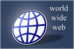 World wide web www Royalty Free Stock Images